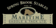 Maritime Saddle and Tack